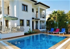 3 Bedroom Semi Detached Triplex Villa with Private Pool