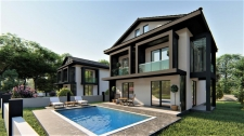 Off Plan Triplex Villas with Swimming Pool and Garden