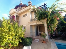 Centrally Located Semi-Detached Villa in Calis