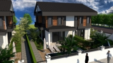 Luxury 4 Bedroom Detached Villa with Private Pool in Calis
