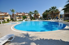 4 Bed Detached Villa with Communal Pool and Own Gardens