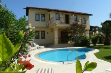 Charming Dalyan Villa 3 Bedrooms with Private Pool
