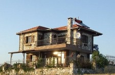 Traditional Didim Town Stone House Large Pool 2 Bedrooms