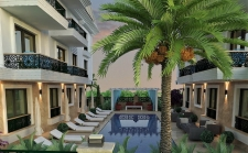 Forest Location Luxury Apartments with Shared Pool