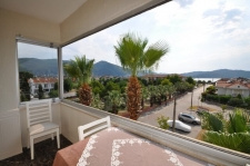 Sea view two bedroom apartment in Fethiye for sale