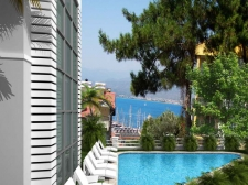 New Modern Apartments with Sea Views in Karagozler Fethiye