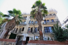 Two Bedroomed Reverse Duplex Apartment For Sale in Fethiye