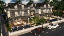 Off Plan 3 Bed Detached Villas with Private Pool & Gardens