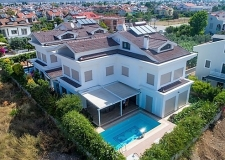 Eight Bedroom Luxurious Villa For Sale in Fethiye