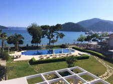 Luxurious Sea Front Apartment Right in The Heart of Gocek