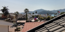 Centrally Located 3 Bedroom Gocek Apartment with Sea Views