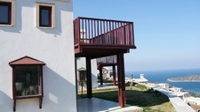 Spacious Gumusluk Villa Stunning SeaViews 2 Bedrooms