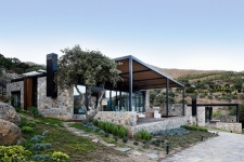 Modern Villa in Gumusluk by Accredited Turkish Architect