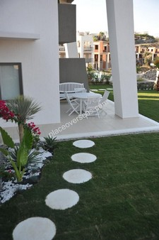 Contemporary Gundogan Duplex Apartment Amazing Seaview 2 Bedrooms