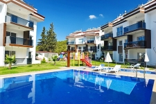 1 Bedroom Duplex Apartment in a Heart of the Hisaronu