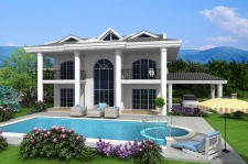 Brand New 4 Bedroom Detached Villa in Hisaronu - Oludeniz