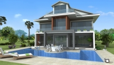Stunning Detached Villa Built on a Large Plot - Hisaronu