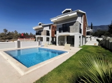 5 Bedroom Detached Villa with Swimming Pool in Hisaronu