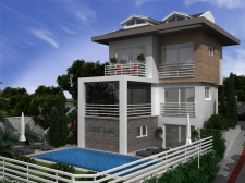 Elite Villas in Hisaronu 5 Bedrooms