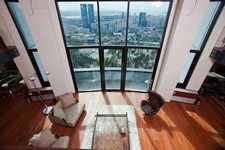 Istanbul City Centre Penthouse Sea View 9 Bedrooms