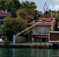 Waterfront Villa in Istanbul Bosphorus 6 Bedrooms