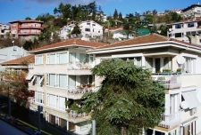 Duplex Apartment In Istanbul Bebek For Sale