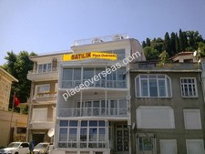 Waterfront Penthouse for Sale in Istanbul Prime Location