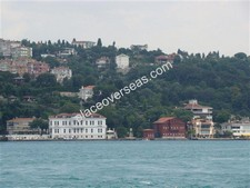 Villa in Istanbul Bosphorus Waterfront with Guest House 8 Bedrooms for sale