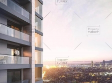 Designer Izmir residences with beautiful sky views
