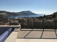 Brand New Kalkan Apartment With Sea View