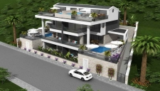 Stunning Sea View Apartments with Private Pools in Kalkan