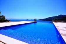 Duplex Apartments with Panoramic views of Kalkan Bay