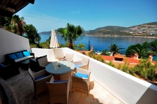 Sea Front Kalkan Apartment For Sale