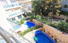 2 Bedroom Duplex Penthouse with Sea View & Communal Pool