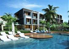 0ff Plan 2 & 3 Bedroom Apartments in an Exlusive Complex