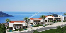 Panoramic Apartments in Kalkan with High Rental Prospects