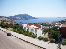 3 Bedroom Fully Furnished Duplex Apartments in Kalkan