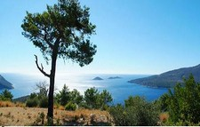 Kalkan Land for sale with Beach Access for sale