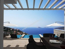 Splendid Villa in Kalkan with Outside Jacuzzi and Sea View