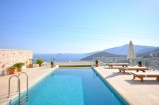 Brand New Villa with Breathtaking Views of Kalkan Bay