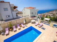 Pristine 4 Bedroom Villa with Sea Views in Kalkan