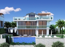 4 Bedroom Luxury Villas with Sea View & Infinity Pool