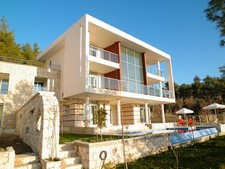 Kalkan Villa in Islamlar Village 4 Bedrooms for sale