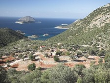 Kas Land for sale in Bayindir 3000sqm with Planning
