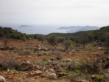 Land for sale in Kas Seaviews