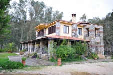 Stone Villa With Huge Land in Kayakoy (GhostTown)