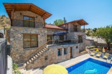 Four Bedroom Stone Villa For Sale in Kaya Village
