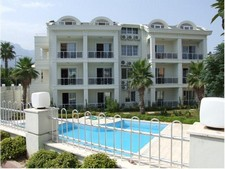Luxury Kemer Apartments near Marina 3 Bedrooms for sale