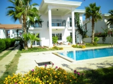 Kemer Villa with Private Pool near Beach 4 Bedrooms