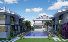 Investment Opportunity! 2-3 Bed Apartment Project in Kemer